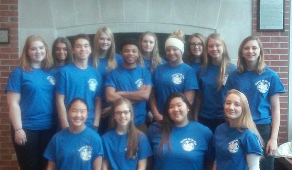 At The Ohio State University Vet Center T-Shirt Photo