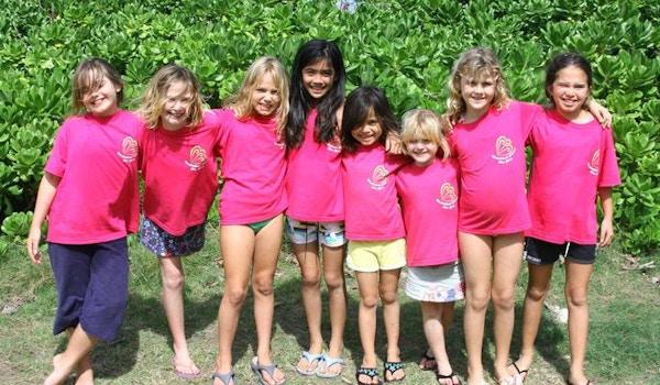 Huakailani Girls Show School Spirit T-Shirt Photo