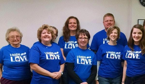 Loads Of Love! T-Shirt Photo