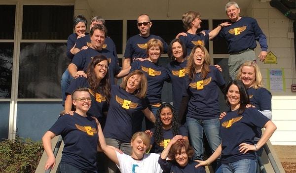 E Wing Squad T-Shirt Photo