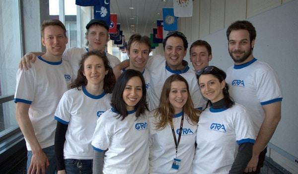 Guest Researcher Association T-Shirt Photo