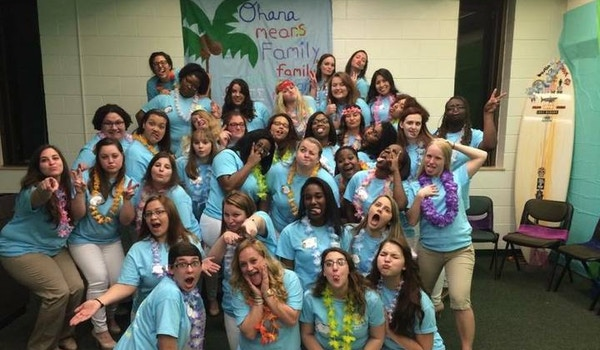 Ohana Means Family T-Shirt Photo