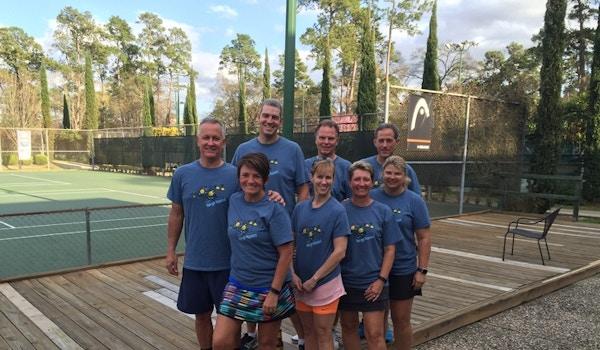 Wtt Tennis   Merge Maniacs T-Shirt Photo