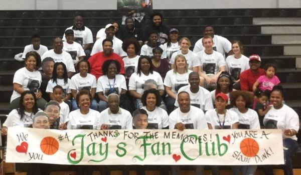 Jay's Sr. Nite Hoop Helpers  T-Shirt Photo