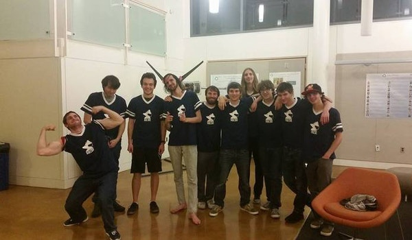 Golden Melee Excited For Their New Jerseys T-Shirt Photo