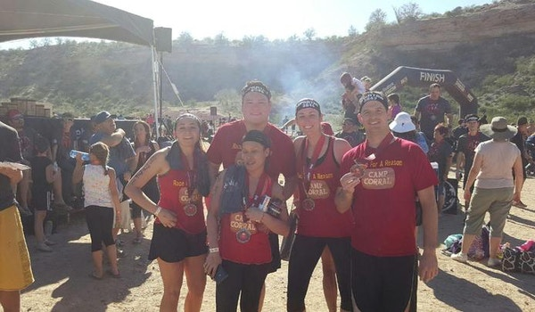 Spartans Of Camp Corral T-Shirt Photo