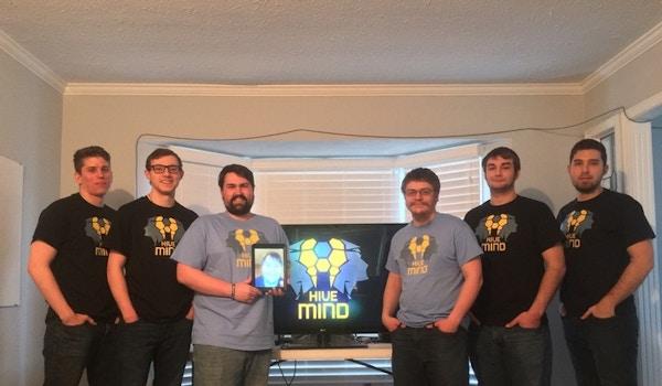 Team At Work T-Shirt Photo