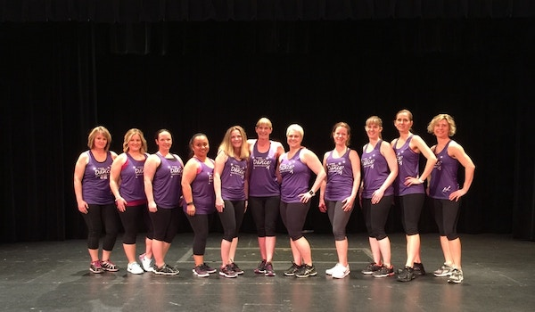 """""""So Many Reasons To...""""  Dance For A Cure 2016 T-Shirt Photo"""