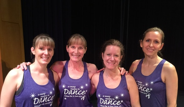 So Many Reasons To... Dance For A Cure 2016 T-Shirt Photo