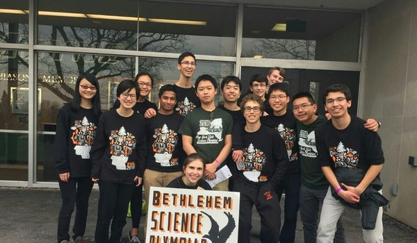 Bethlehem Science Olympiad  T-Shirt Photo