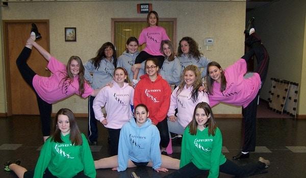 Caffery's Dancers T-Shirt Photo