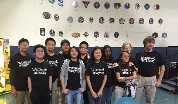 Math Team T-Shirt Photo