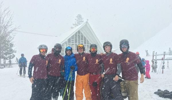 Tips Up Ski Team T-Shirt Photo