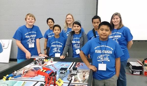 Robotics Competition  T-Shirt Photo