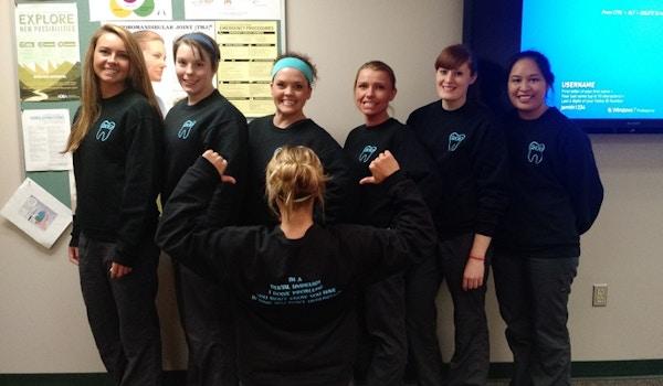 Dental Hygiene Ladies!! T-Shirt Photo