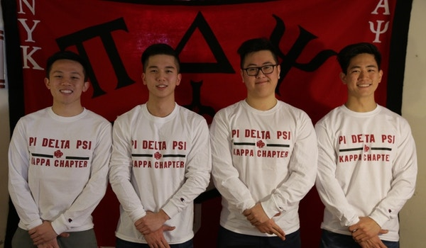 Pi Delta Psi, Kappa Chapter T-Shirt Photo