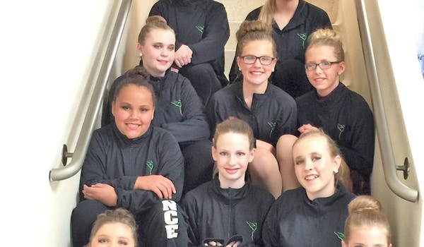 Dance Competition T-Shirt Photo