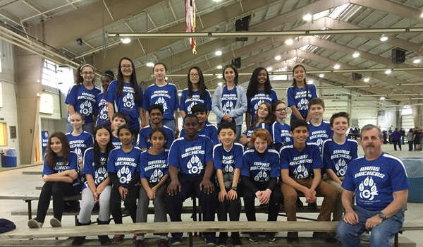 Rhms Wildcat Archers   Maryland State Champs T-Shirt Photo