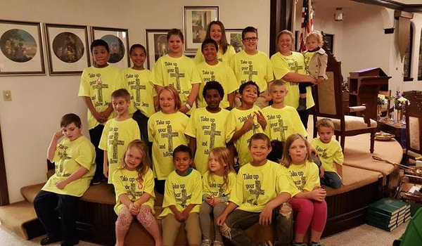 Elsberry Youth Group T-Shirt Photo