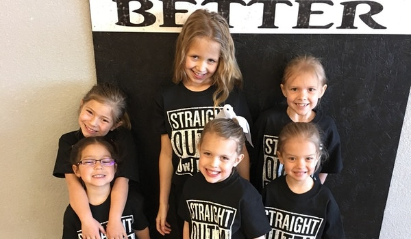 Straight Outta Dw J Dance T-Shirt Photo
