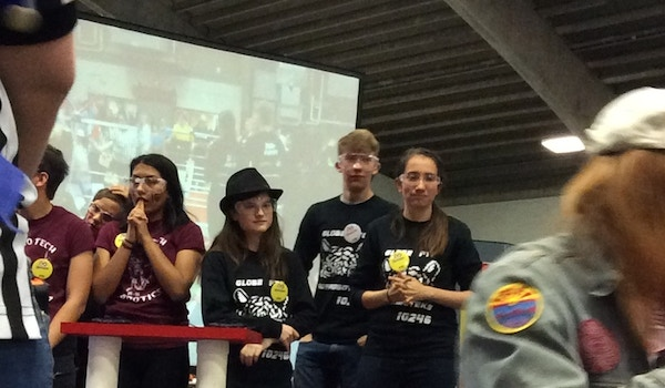 Cruzin' With The Bot At State 2016 T-Shirt Photo