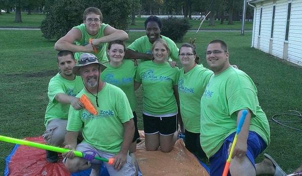 Splash Zone Crew T-Shirt Photo