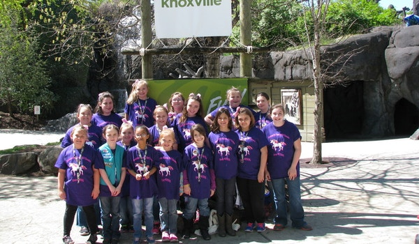 Girl Scout Troop 40505 T-Shirt Photo