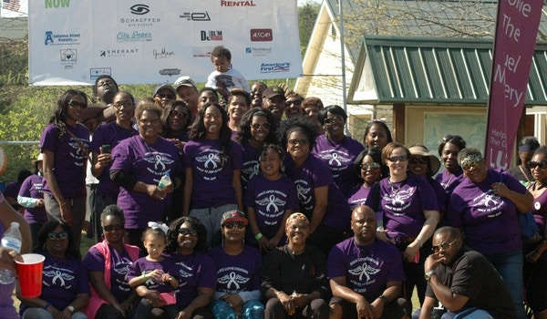 Tish's Lupus Fighters  T-Shirt Photo