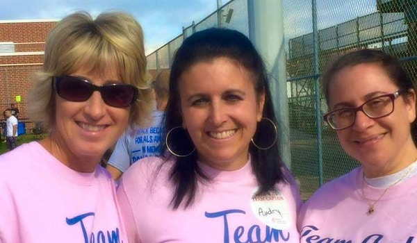 Team Audry Walk To Defeat Als  T-Shirt Photo