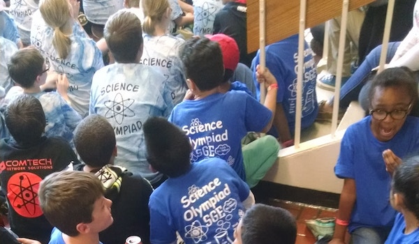 Sge Science Olympiad T-Shirt Photo