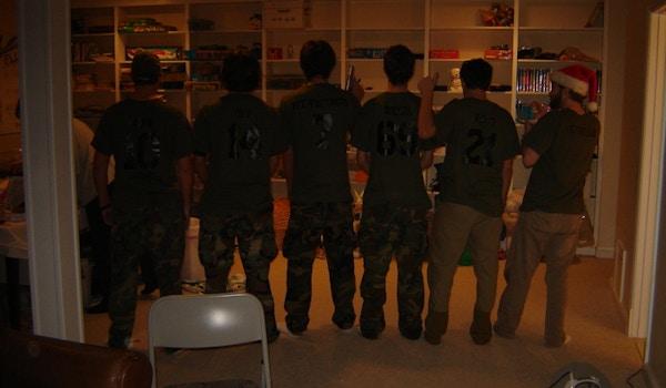 Eaw Airsoft Team T-Shirt Photo