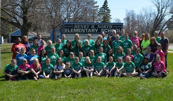 Outreach To Teach: North Elementary T-Shirt Photo