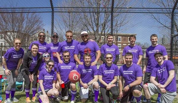 Kickkas In Paris   Charity Kickball Tournament T-Shirt Photo