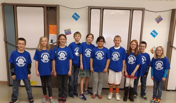 Bryant Student Council T-Shirt Photo