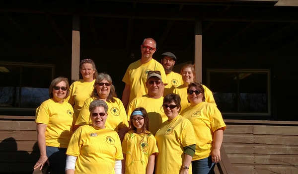 Happy Birthday, Camp Hawthorne Ridge! T-Shirt Photo