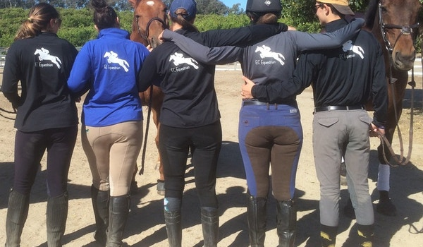 Team Ec Equestrian! T-Shirt Photo