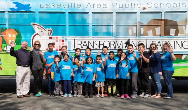 Transforming Learning T-Shirt Photo