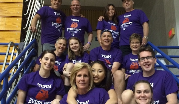 Knocking Out Cancer !  T-Shirt Photo