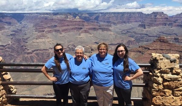 Grand Canyon 2k15 T-Shirt Photo