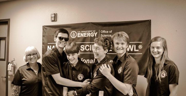 Science Bowl Bound T-Shirt Photo