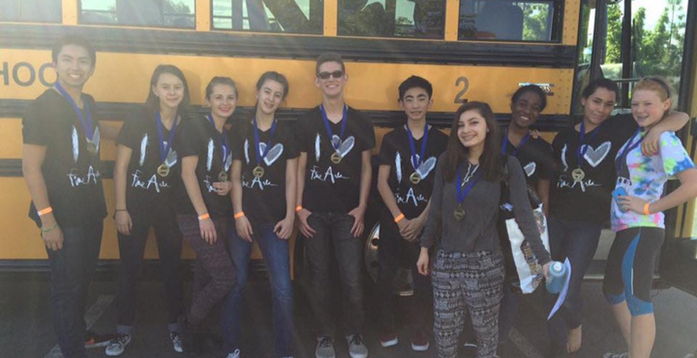 The Winning Team T-Shirt Photo