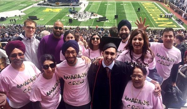 Amaraj's College Graduation!  T-Shirt Photo