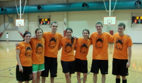 End Of The Coed Intramural Basketball Season T-Shirt Photo