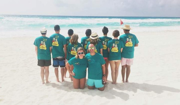 Taco 'bout The Brochus! T-Shirt Photo