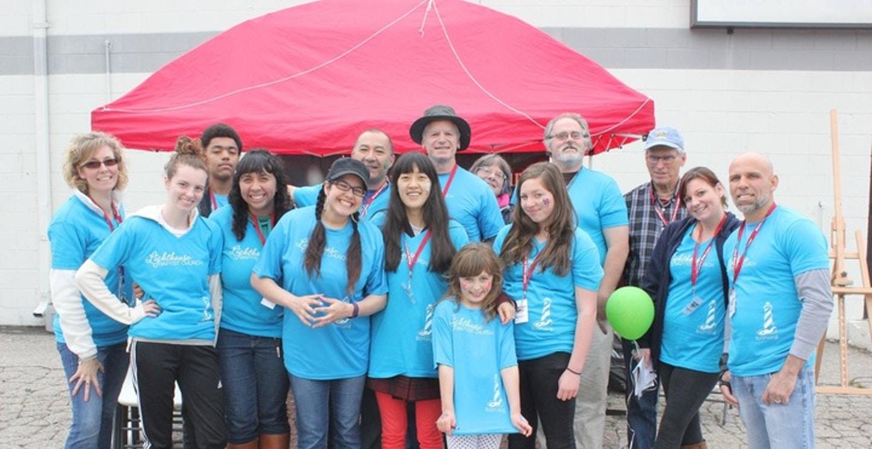 Summer Community Outreach T-Shirt Photo