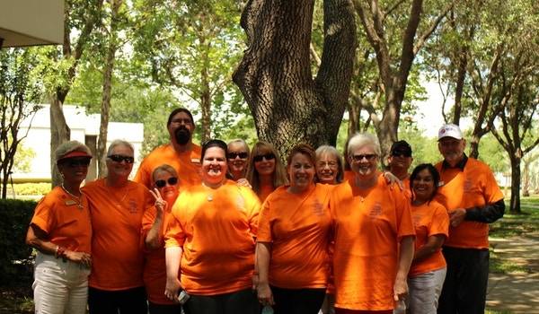National Walk At Lunch Crew T-Shirt Photo