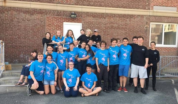 The Pajama Game Cast And Crew! T-Shirt Photo