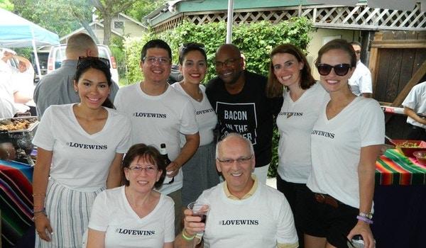 #Love Wins T-Shirt Photo