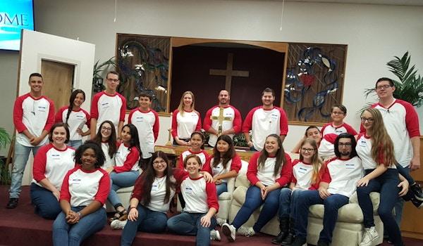 Youth Sunday! T-Shirt Photo