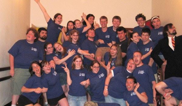 Crazy Lutherans! T-Shirt Photo